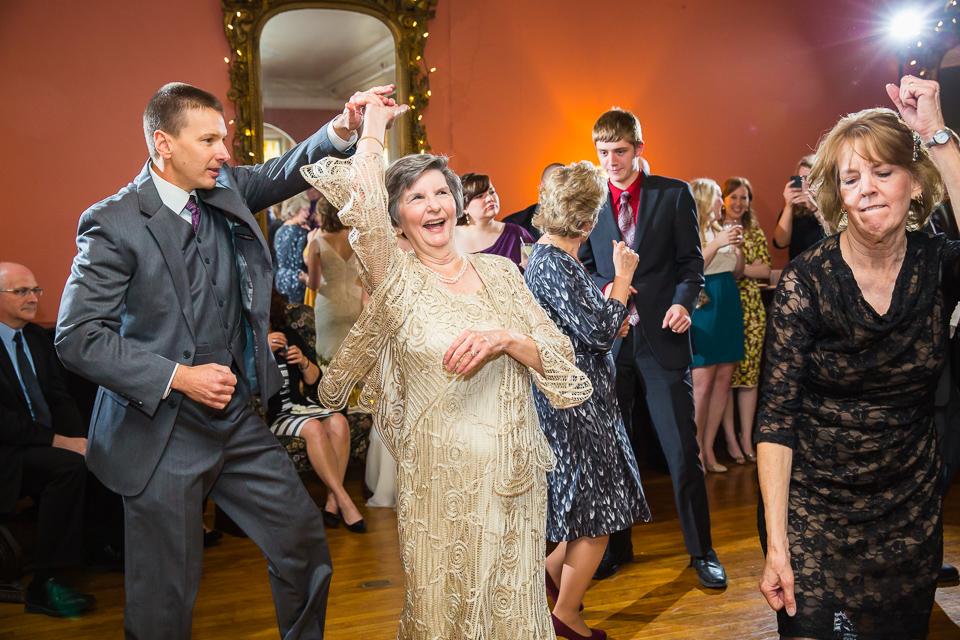 Brandon Inn historic vermont wedding reception