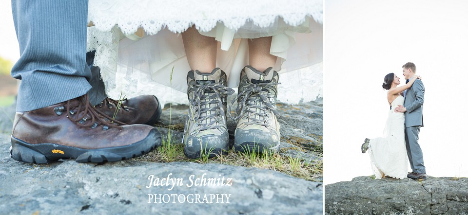 hiking boots new hampshire wedding