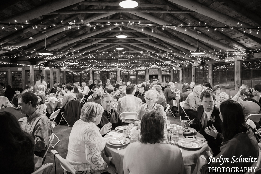 large barn reception dinner vt